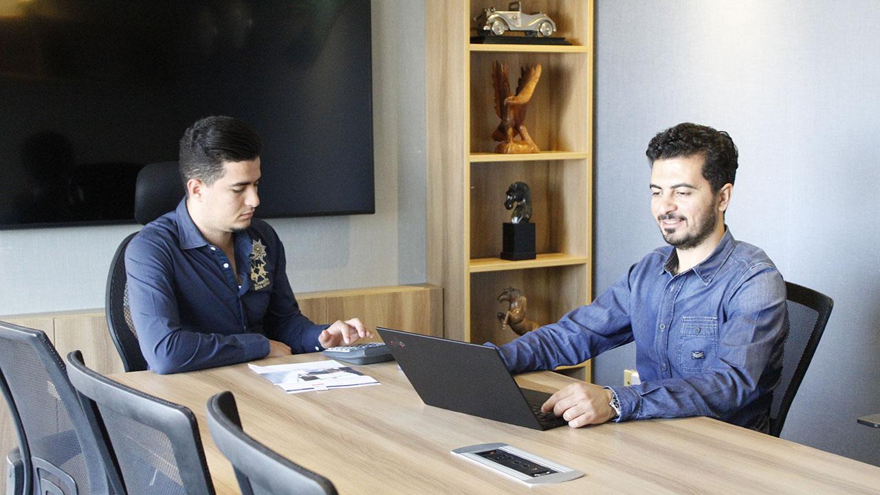 Business Meeting | Ahmed Nabhan and Ashraf Nabhan